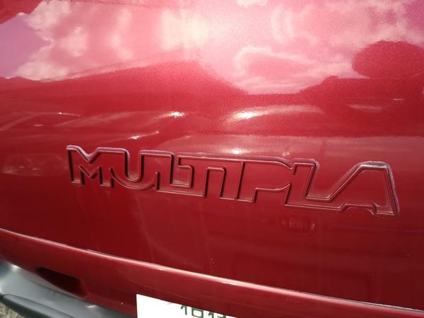 2004(平成16)年式 FIAT フィアット MULTIPLA ムルティプラ スペアーキー登録 大和市