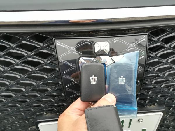 2017(平成27年)TOYOTA トヨタ CROWN HV クラウンハイブリッド スマートキー追加登録 来店